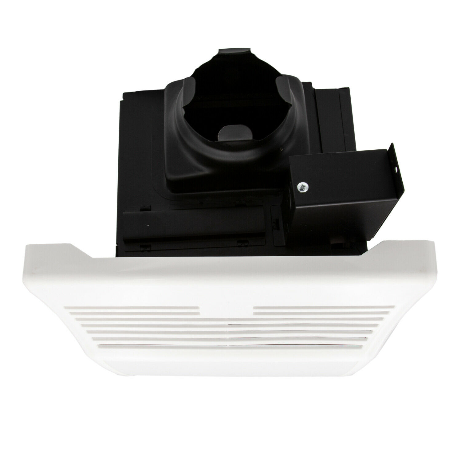 Luvoni 90 CFM Bathroom Exhaust and Vent Fan with Light, 1 ...