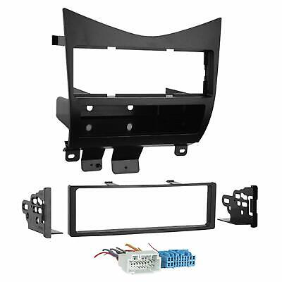 Honda Accord 2003-07 Car Stereo Dash Relocation Install Kit Radio Receiver ()