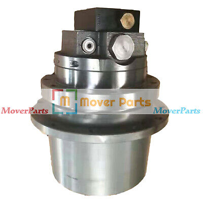 6677666 Final Drive With Travel Motor 12 Bolt Pattern Replace Bobcat 331