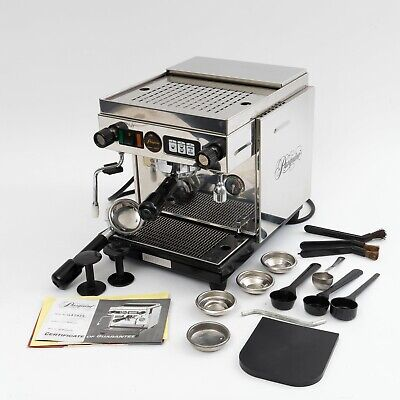 Pasquini Livia Auto Programmable Commercial Automatic Espresso Machine