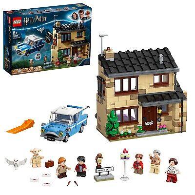 LEGO Harry Potter 4 Privet Drive -75968