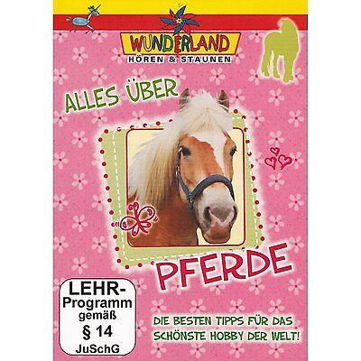 Alles über Pferde - Die besten Tipps für das schönste Hobby der Welt NEU OVP