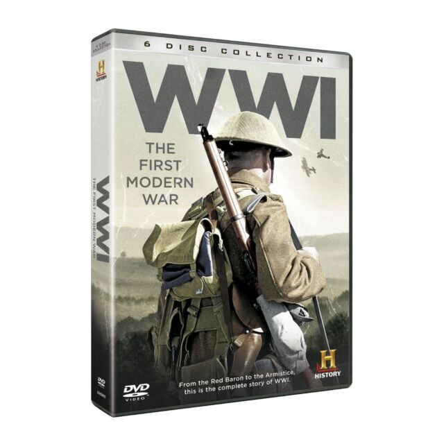 WW1: The War to End All Wars [DVD]BRAND NEW AND SEALED