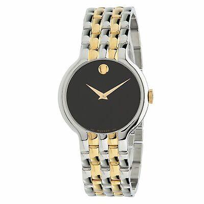 Movado 0606932 Men's Veturi Black Quartz Watch
