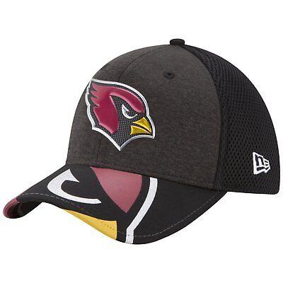 New Era 39Thirty Cap - NFL 2017 DRAFT Arizona Cardinals ()
