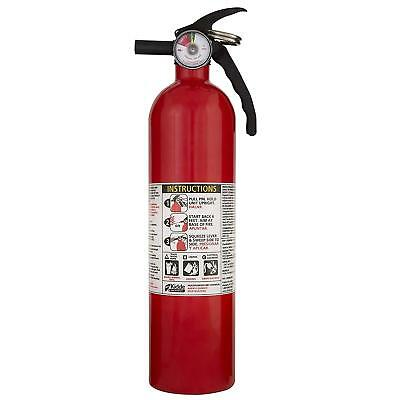 Car Fire Extinguisher Portable Truck Jeep Marine Emergency Dry Chemical Boat Red