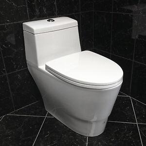 One Piece Toilet | eBay