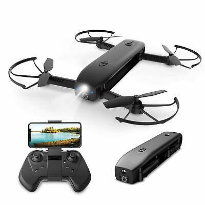 Holy Stone HS161 RC Drone with 1080P HD Camera Foldable Quadcopter with 8GB Card