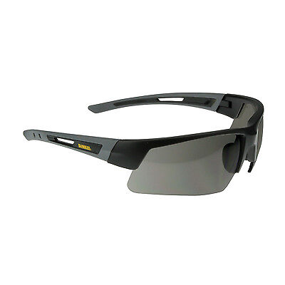 Dewalt Crosscut Safety Glasses Smoke Sunglasses Protection Ansi Z87 Dpg100-2d