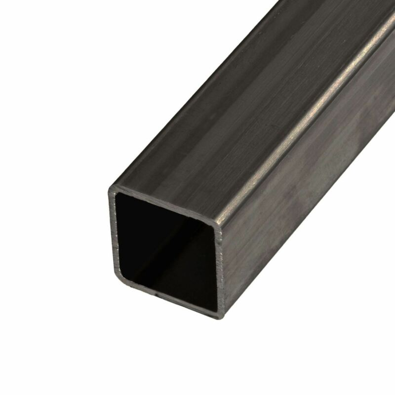 "Steel Structural Square Tube, 4"" x 4"" x 0.250 (1/4"") x 72 inches"