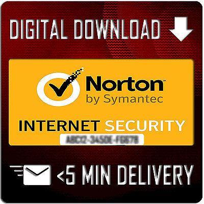 Антивирусная программа Norton Internet Security 2017/2016