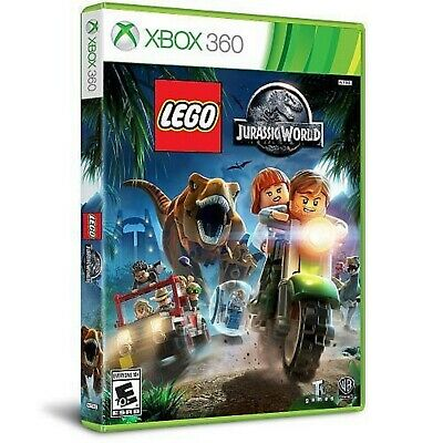 LEGO Jurassic World (Microsoft Xbox 360, 2015) comprar usado  Enviando para Brazil
