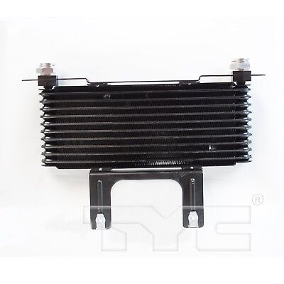 For Chevrolet GMC Sierra 1500-3500 5 Speed Auto Transmission Oil Cooler TYC