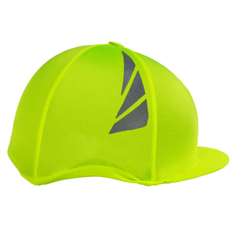 Hy Viz Reflective Safety Wear Hat Cover - Yellow One Size