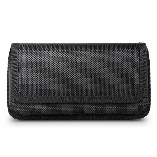 Belt Clip Pouch Nylon Holster Case For Samsung Note 8/9/10 G