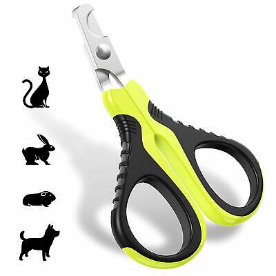 Cat Nail Clippers and Trimmer Best Cat Claw  Clippers for Rabbit Puppy Kitten (Best Cat Nail Clippers)