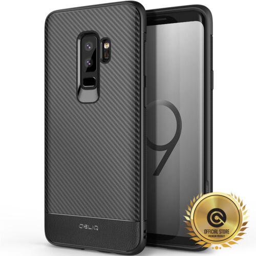 Obliq® Galaxy S9 Plus Case [flex Pro]premium Black Tpu Shockproof Slim S9+ Cover