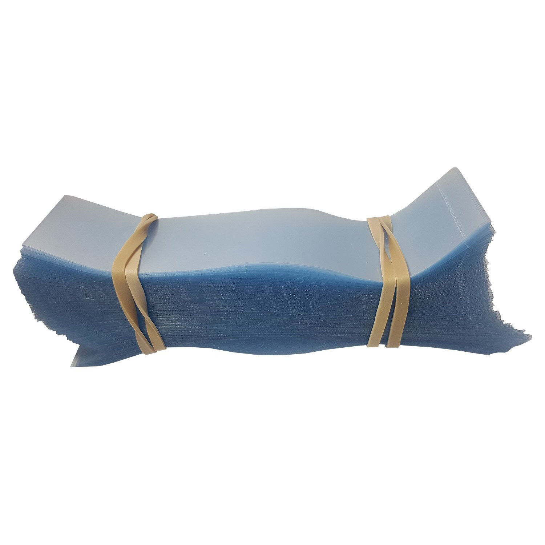 125 Shrink Wrap Bands Tamper Heat Seal for Lip Balm Tubes Mason Jars Bottles
