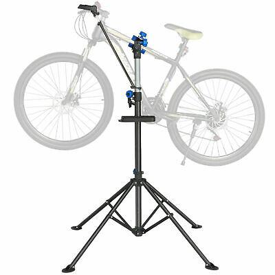Pro Height Adjustable Bike Repair Stand Bicycle Maintenance Rack Cycle w/ Tool