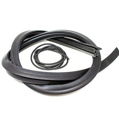 6675387 6554149 Rear Window Seal Cord Kit Compatible With Bobcat Loaders