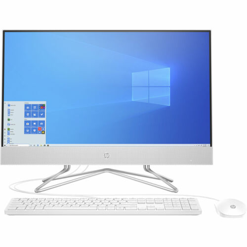 """Hp 23.8"""" Touchscreen All-in-one Computer I5-1035g1 12gb Ram 512gb Ssd Windows 10"""