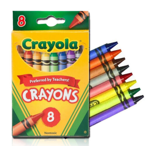 ** Classic Color Pack Crayons, 96 Colors/Box