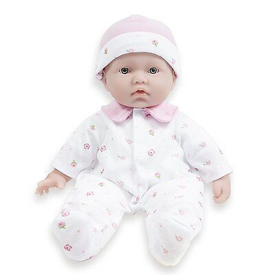 11''  La Baby Play Girl Doll by JC Toys Desinged by