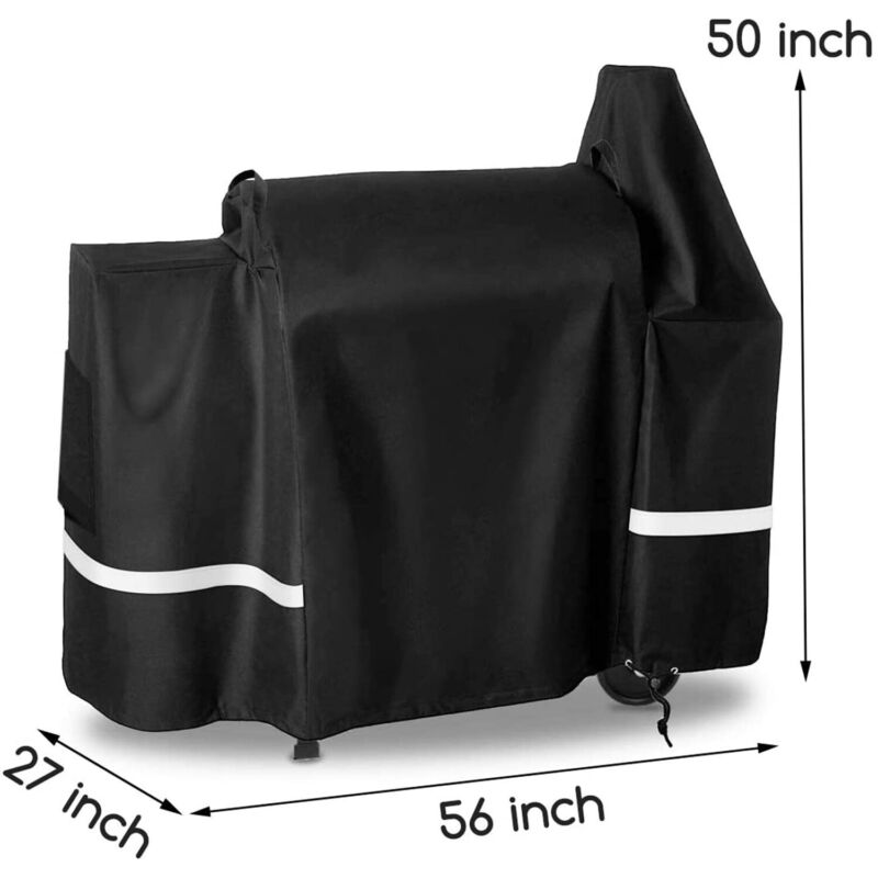 BBQ Grill Cover For Pit Boss 820 Deluxe / 820D / 1000S / 1100 Wood Pellet Grills