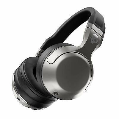 Skullcandy Hesh 2 Wireless Over-Ear Headphone - Silver/Black OPEN BOX