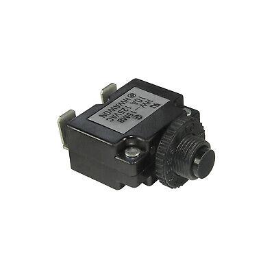 10a 125vac Thermal Circuit Breaker Push Button Reset Hwawon Hw-15mb-10a