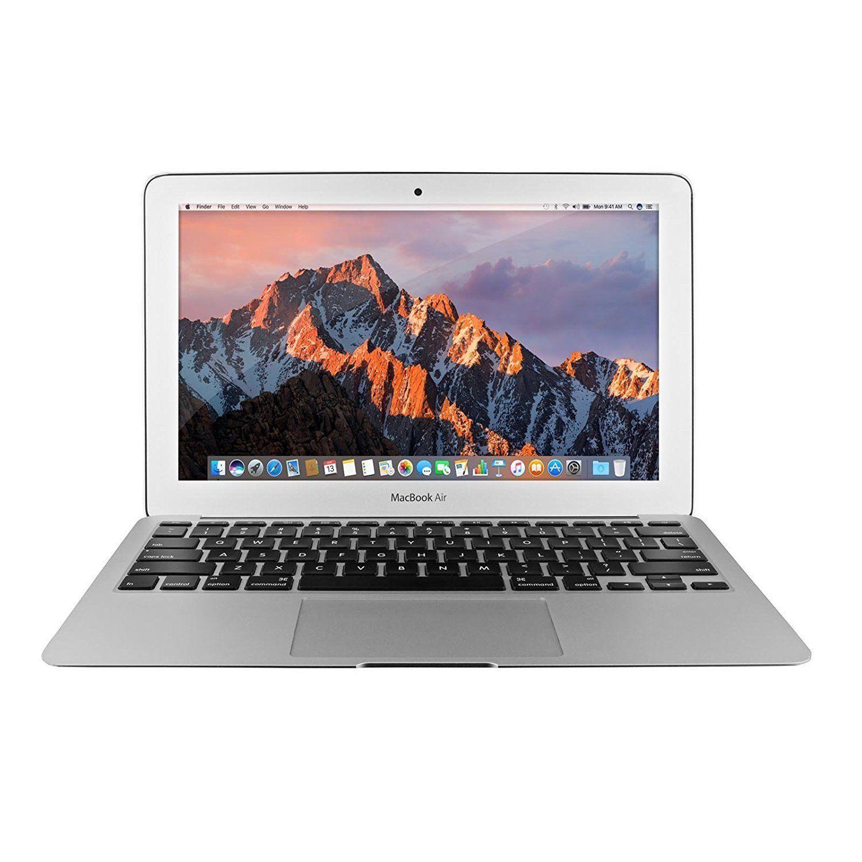 "Apple MacBook Air  11"" Core i5 1.6GHz 4GB RAM 128GB SSD 11""  Os 2017"