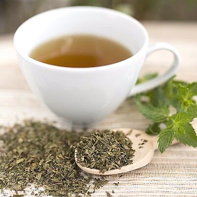 Mint tea peppermint herb loose leaf or tea bags  Mentha piperita (Organic Loose Tea)
