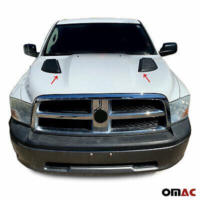 Air Flow Intake Scoop Bonnet Vent Hood For Dodge Ram 1500 2011-2019