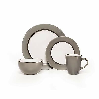 Pfaltzgraff Grayson 16-Piece Stoneware Dinnerware Set, Service for 4 ()