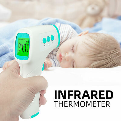 No Touch Infrared Thermometer For Fever Thermal Temperature Scanner For Adults