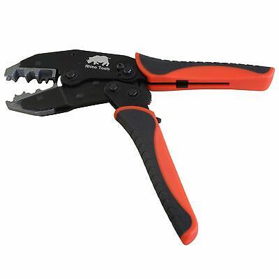 Spark Plug Lead Crimping Tool H1 Quick Change Ratchet Custom Wire Cable Crimper