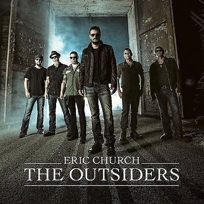 Eric Church   The Outsiders   New Cd Wrecking Ball Talledega My Hometown