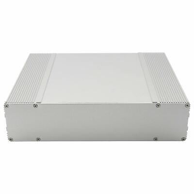 Hot Aluminum Enclosure Electronic Project Diy Box Case 10x8x2.36 Us Ship