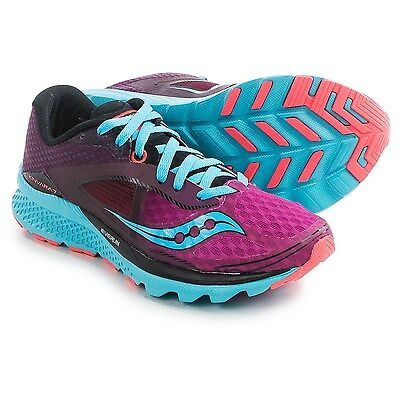 NEW WOMENS SAUCONY KINVARA 7 RUNNING/TRAINING SHOES - 6..5 / EUR 37.5- AUTHENTIC