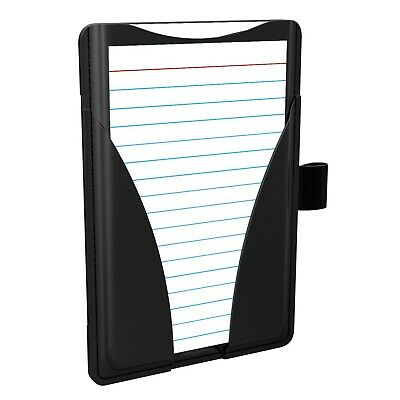 Oxford At-hand Note Card Case 3 X 5 Size Black Includes 25 Ruled Index C...