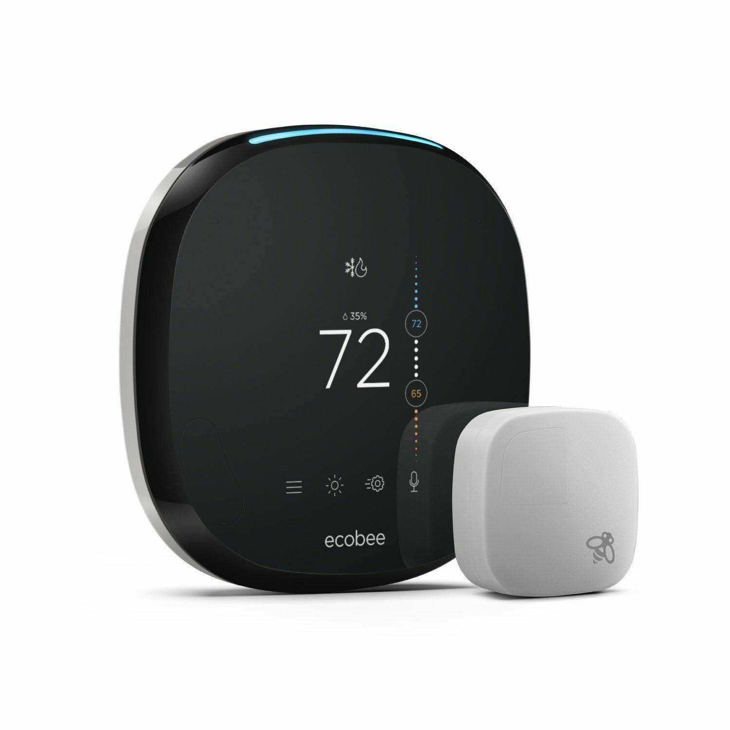 Ecobee4 Voice-enabled Smart Thermostat With Built-in Alexa