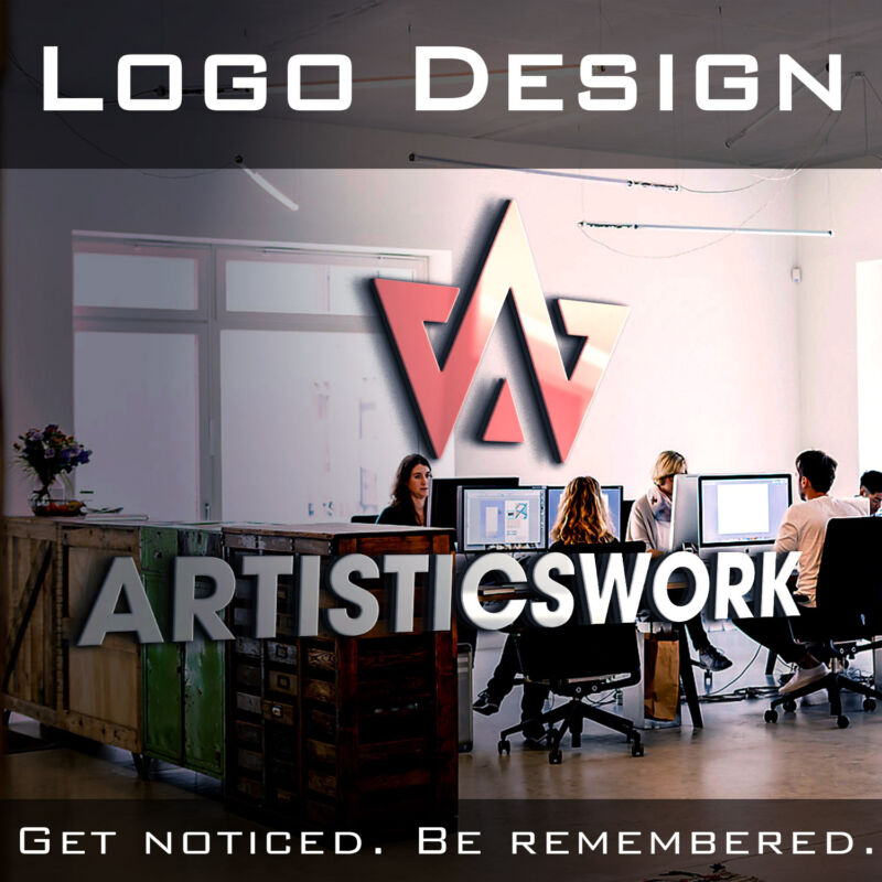 LOGO DESIGN SERVICE (fee for additional version of logo)