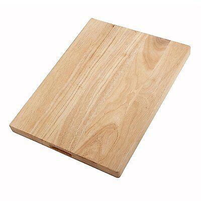 Wood Cutting Board, 18 Inch x 30 Inch WCB-1830