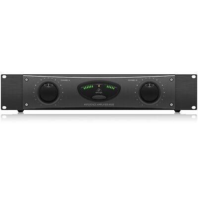 Behringer A800 Professional 800-Watt Reference-Class Audio Power Amplifier