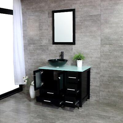 Glass Vanity Countertop (36
