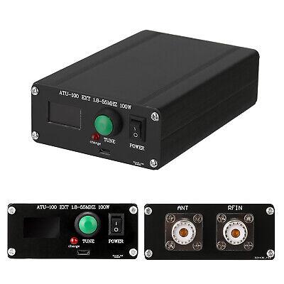 ATU-100 EXT 1.8-55MHz 100W Open Source Shortwave Automatic Antenna Tuner D0G0