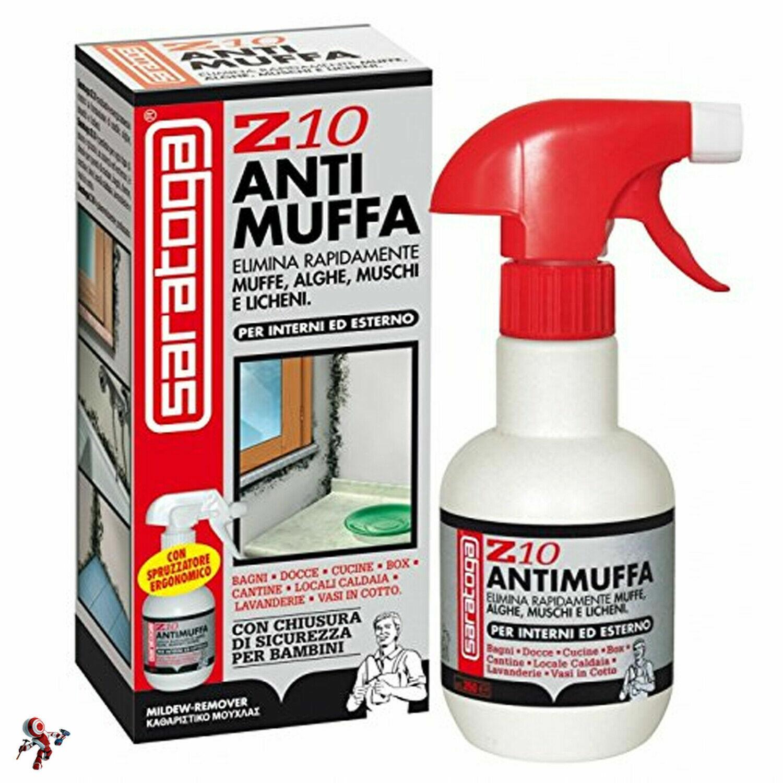 11,00 € per Sbiancante  Imuovi Elimina Muffa Alghe 500ml Z 10 Saratoga Spray Antimuffa su eBay.it