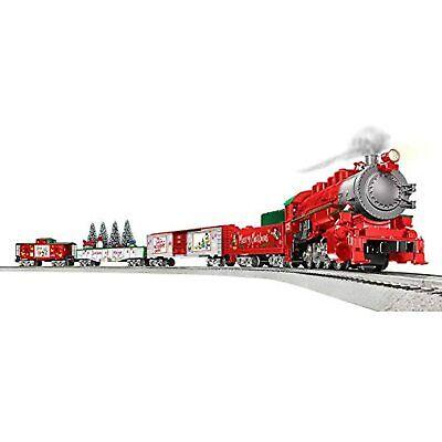 Lionel Disney Christmas Electric O Gauge Model Train Set w/ Remote and Bluetooth