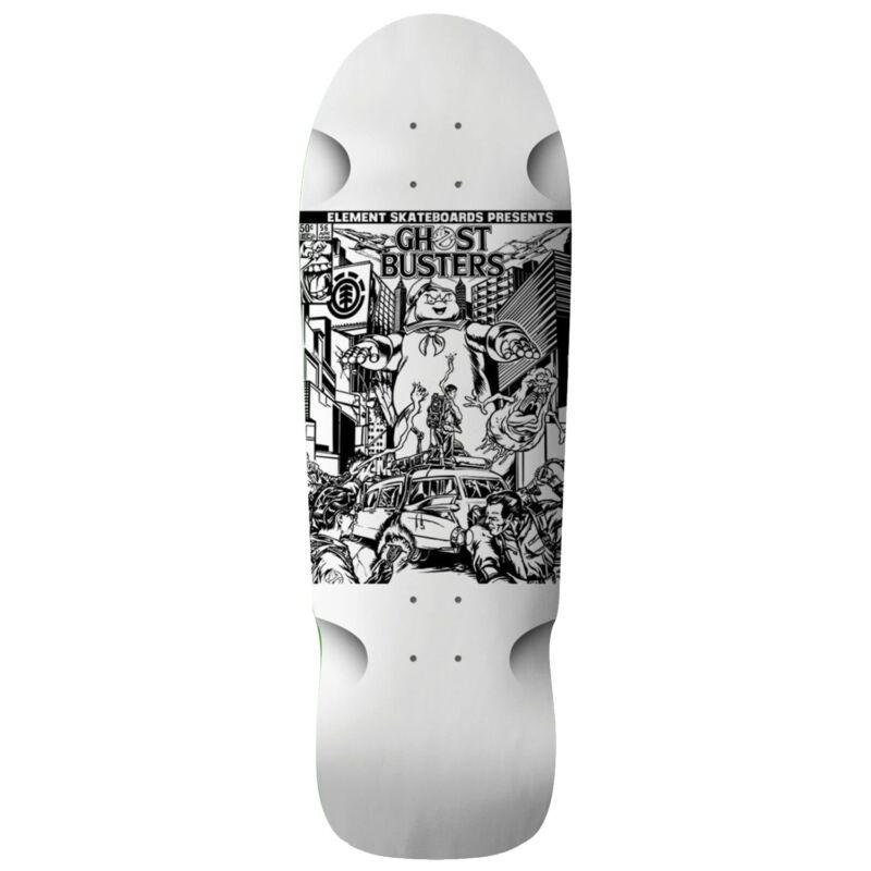 "Element Skateboard Deck Ghostbusters Comic 9.5"""
