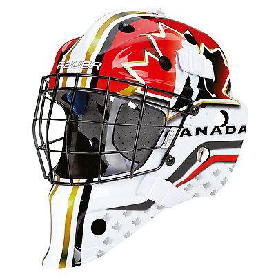 BAUER NME Street Hockey Torwart Maske Youth Kanada